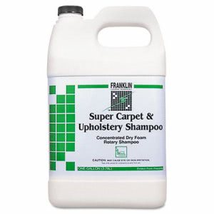 Franklin Super Carpet & Upholstery Shampoo, 1 Gallon (FKLF538022)