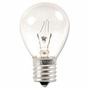 Ge Incandescent Globe Bulb, 40 Watts (GEL35156)