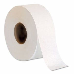 "Acclaim 9"" Jumbo Jr.  1 Ply Toilet Paper, 8 Rolls (GPC 137-18)"