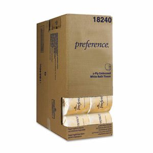 Preference Standard 2-Ply Toilet Paper Rolls, 40 Rolls (GPC1824001)
