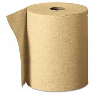 Envision 625' Hardwound Brown Paper Roll Towel, 12 Rolls (GPC26200)