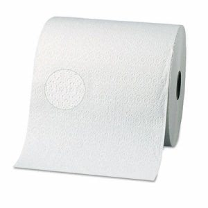 Signature Two-Ply 350' Unperforated White Paper Towels, 12 Rolls (GPC28000)