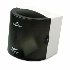 SofPull High-Capacity Touchless Center-Pull Paper Towel Dispenser (GPC 582-01)