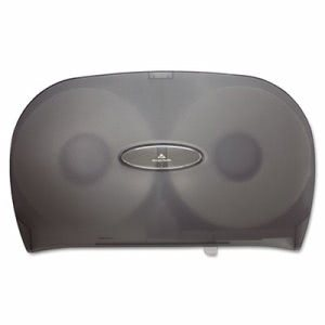 Georgia Pacific Twin Jumbo Jr. Toilet Tissue Dispenser (GPC 592-09)