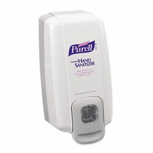 Purell NXT 1000ml Space Saver Hand Sanitizer Dispenser, White (GOJ212006)