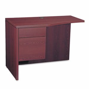 Hon 10500 Series Curved Return, Left, Mahogany (HON105818LNN)