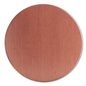 "Hon 10700 Series Round Table Top, 42"" Diameter, Bourbon Cherry (HON107242HH)"