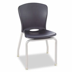Hon Accomplish Chairs, 19-7/8 x 19-3/4 x 30-1/2, Lava, 4/Carton (HONCL416PCE11C)