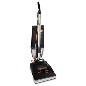 Hoover C1800010 Conquest Bagless Upright Vacuum Cleaner, Black (HVRC1800010)