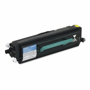 Infoprint Solutions Company  High-Yield Toner, 11000 Yield, Black (IFP39V1644)