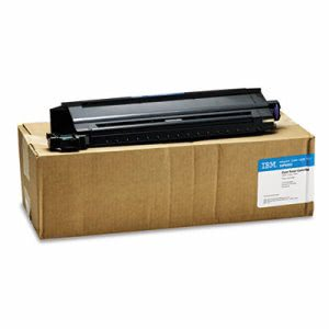 Infoprint Solutions Company High-Yield Toner, 14000 Yield, Cyan (IFP53P9393)