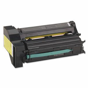 Infoprint Solutions Company 75P4054 Toner, 6000 Page-Yield, Yellow (IFP75P4054)