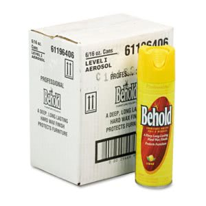 Professional Behold®, 6 Cans per Carton, 16-oz. Aerosol Can (JAN 96406)