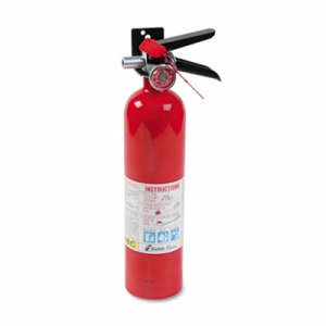ProLine Dry Chemical Fire Extinguisher, 1A-10B:C UL Rating (KDD 466227)