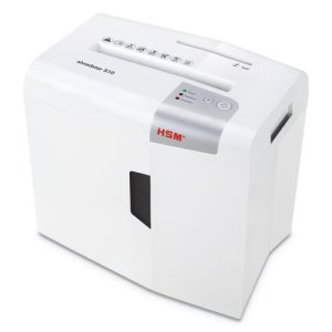 HSM Of America Strip-Cut Shredder, 10 Sheet Capacity (HSM1042)