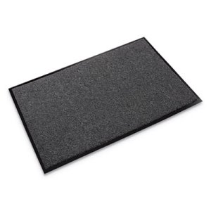Crown Rely-On Olefin Indoor Wiper Mat, 48 x 72, Charcoal (CWNGS0046CH)