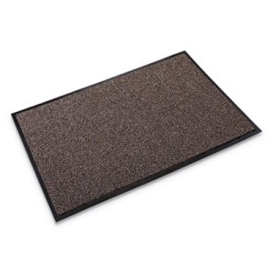 Cross-Over Wiper/Scraper Mat, Indoor/Outdoor, Brown, 1 Each (CWNCS0035BR)