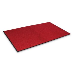 Rely-On Olefin Indoor Wiper Mat, Red, 36 x 60 Size (CWNGS0035CR)