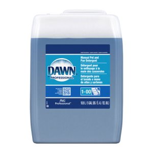 Dawn Manual Pot & Pan Detergent, Original Scent, 5 Gallon Pail (PGC70681)