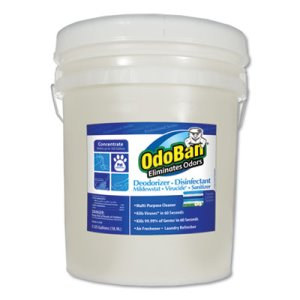 Odoban Concentrate Odor Eliminator and Disinfectant, 1 Each (ODO9117625G)