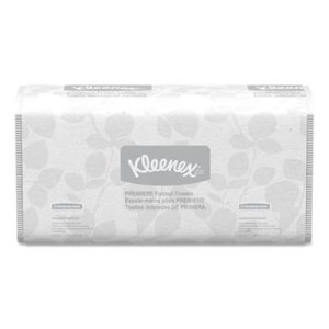 Kleenex Premier Multi-Fold Paper Towels, White, 120/Pack, 25 Packs (KCC13253)