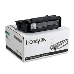 Lexmark 12A4715 High-Yield Toner, 12000 Page-Yield, Black (LEX12A4715)