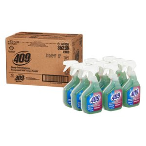 Formula 409 Heavy Duty Degreaser, 9 Trigger Spray Bottles (CLO35296)