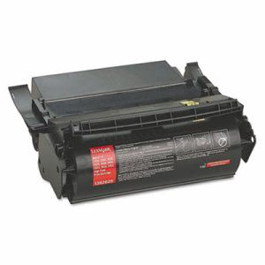 Lexmark 1382625 High-Yield Toner, 17600 Page-Yield, Black (LEX1382625)