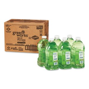 Green Works Natural All-Purpose Cleaner, 6 Bottles (CLO00457CT)