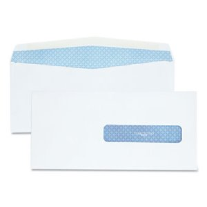 Quality Park Health Form Gummed Security Envelope, #10, 500 per Box (QUA21432)
