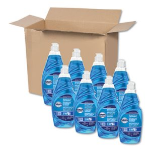 Dawn Manual Pot & Pan Dish Detergent Concentrate, 8 Bottles (PGC45112CT)
