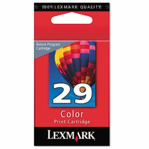 Lexmark 18C1429 Ink, Tri-Color, Page-Yield: 150, Each (LEX18C1429)