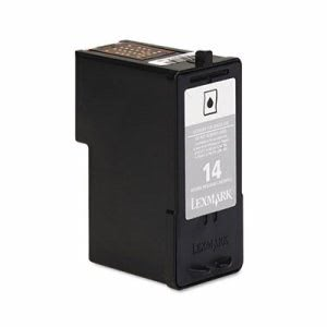 Lexmark 18C2090 (14) Ink, 175 Page-Yield, Black (LEX18C2090)