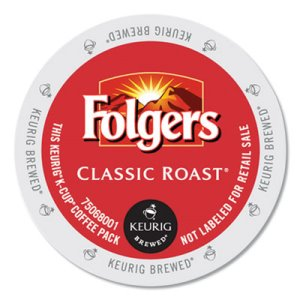 Folgers Classic Roast, Medium Roast, 24 K-Cups (GMT6685)