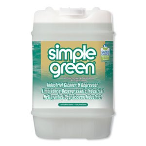 Simple Green Concentrated All-Purpose Cleaner/Degreaser, 5 Gal Pail (SMP13006)