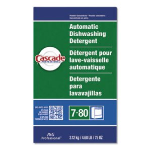 Cascade Automatic Dishwasher Detergent, Fresh Scent, 75-oz. Box (PGC59535)