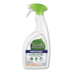 Seventh Generation Free & Clear 32oz All-Purpose Cleaner, 8 Bottles (SEV44723CT)