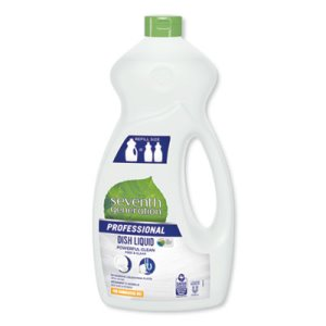 Seventh Generation Natural Dishwashing Liquid, 50-oz Bottle (SEV44719EA)