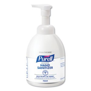 Gojo Purell Instant Hand Foam Sanitizer, 4 - 535 ml bottles   (GOJ579204CT)