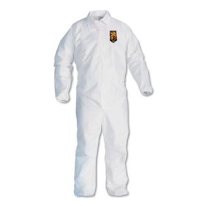 Kleenguard A40 Liquid & Particle Protection Coveralls, 2XL, 25/CT (KCC44315)