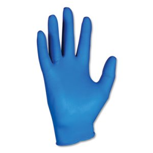 Kleenguard G10 Arctic Blue Nitrile Gloves, Small, 200 Gloves (KCC90096)