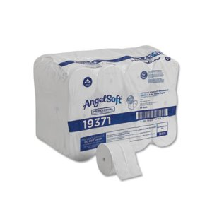 Angel Soft Compact Coreless 2-Ply Toilet Paper, 36 Rolls (GPC19371CT)