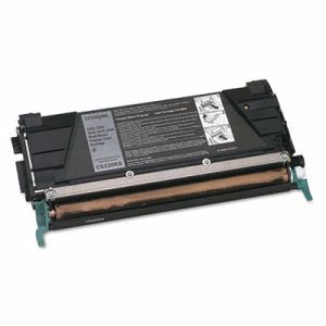Lexmark C5220KS Toner, 4000 Page-Yield, Black (LEXC5220KS)