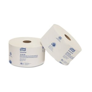 Tork Universal High Capacity Bath Tissuel w/OptiCore, 2-Ply,12 Rolls (TRK160090)