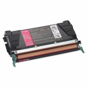 Lexmark C5340MX Extra High-Yield Toner, 7000 Page-Yield, Magenta (LEXC5340MX)