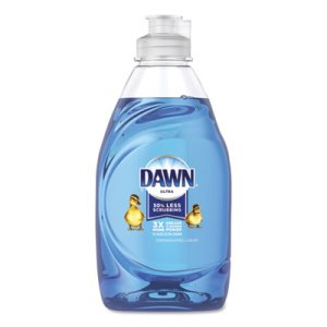 Ultra Liquid Dish Detergent, Dawn Original, 7 oz Bottle, 18/Carton (PGC41134)