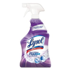 Lysol  Mold & Mildew Remover, Trigger Spray, 1 Quart,  12 Bottles (REC 78915)