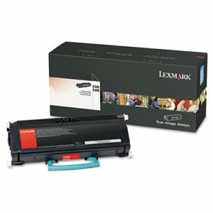 Lexmark E360H21A High-Yield Toner, 9000 Page-Yield, Black (LEXE360H21A)