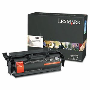 Lexmark T654X21A Extra High-Yield Toner, 36000 Page-Yield, Black (LEXT654X21A)