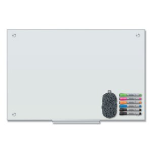 U Brands Dry Erase Board Value Pack, 24 x 36, White (UBR3970U0001)